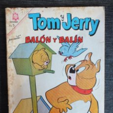 Tebeos: TOM Y JERRY Nº 222 EDITORIAL NOVARO. Lote 68324197
