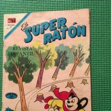 Tebeos: EL SUPER RATÓN 235 NOVARO. Lote 68598097