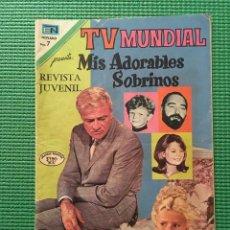 Tebeos: TV MUNDIAL MIS ADORABLES SOBRINOS Nº 204. Lote 68599181