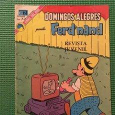 Tebeos: DOMINGOS ALEGRES FERD'NAND FERD NAND Nº 995 NOVARO. Lote 68599825