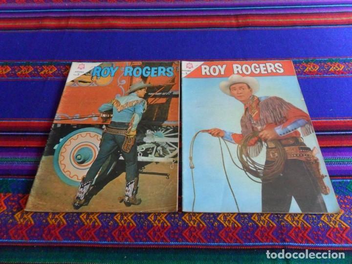ROY ROGERS Nº 144. NOVARO 1964. MUY BUEN ESTADO. (Tebeos y Comics - Novaro - Roy Roger)