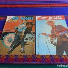 Tebeos: ROY ROGERS Nº 144. NOVARO 1964. MUY BUEN ESTADO.. Lote 69063797
