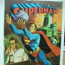 BDs: + SUPERMAN NOVARO LIBRO COMIC TOMO 1 . ATENCION COMPLETO PERO TODAS LAS HOJAS ESTÁN SUELTAS. Lote 69433269