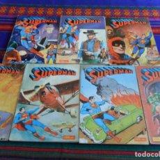 Tebeos: LIBRO COMIC LIBROCOMIC SUPERMAN Nº 51. NOVARO AÑOS 70.. Lote 70210865