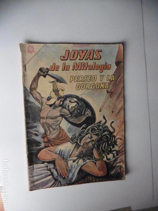JOYAS DE LA MITOLOGIA Nº 25 NAVARO ORIGINAL COL PART (Tebeos y Comics - Novaro - Otros)