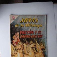 Tebeos: JOYAS DE LA MITOLOGIA Nº 31 NAVARO ORIGINAL COL PART. Lote 70361237
