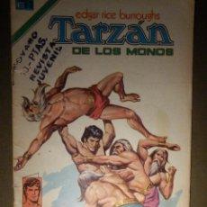 Tebeos: COMIC - TARZAN DE LOS MONOS - AÑO XXIV - Nº 384 - NOVARO - 1974. Lote 71145077
