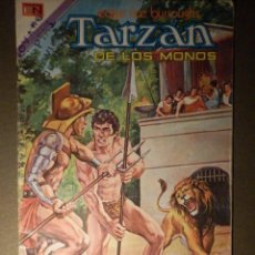 Tebeos: COMIC - TARZAN DE LOS MONOS - AÑO XXIV - Nº 393 - NOVARO - 11 DE ABRIL 1974. Lote 71145169