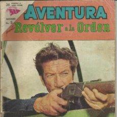 Tebeos: COMIC TEBEO, AVENTURA REVÓLVER A LA ORDEN, Nº 296, 10 SETIEMBRE 1963. Lote 71474327