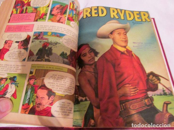 Tebeos: TOMO RED RYDER + GENE AUTRY ,RANGE RIDER - Foto 2 - 72259679