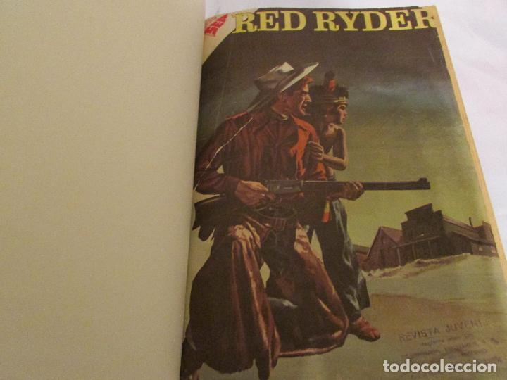 Tebeos: TOMO RED RYDER + GENE AUTRY ,RANGE RIDER - Foto 6 - 72259679