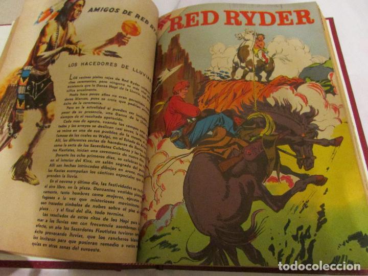 Tebeos: TOMO RED RYDER + GENE AUTRY ,RANGE RIDER - Foto 9 - 72259679