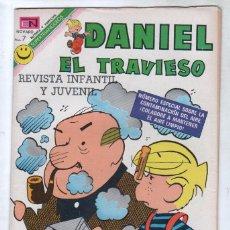 Tebeos: DANIEL EL TRAVIESO Nº 103 NOVARO - MUY BUENA CONSERVACIÓN. Lote 73055835