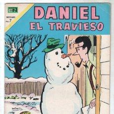 Tebeos: DANIEL EL TRAVIESO Nº 67 EDI. NOVARO - MUY BIEN CONSERVADO. Lote 73056067