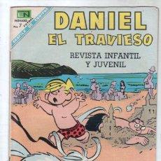 Tebeos: DANIEL EL TRAVIESO Nº 52 NOVARO 1968 - MUY BUENA CONSERVACION. Lote 73056215