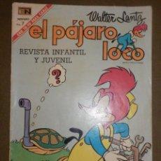 Tebeo - EL PÁJARO LOCO - Año XXI - Nº 363 - 4 MARZO 1971 - NOVARO -