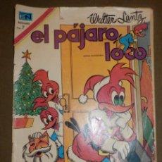 Tebeos: TEBEO - EL PÁJARO LOCO - AÑO XXI - Nº 358 - 24 DE DICIEMBRE DE 1970 - NOVARO -. Lote 73500751