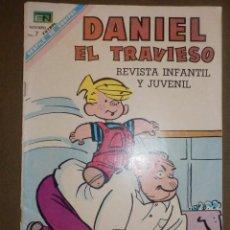 Tebeos: TEBEO - DANIEL EL TRAVIESO - AÑO V - Nº 51 - 1 DE OCTUBRE DE 1968 - NOVARO -. Lote 73501255