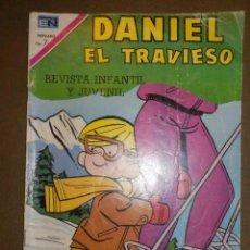 Tebeos: TEBEO - DANIEL EL TRAVIESO - AÑO VI - Nº 66 - 1 DE ENERO DE 1970 - NOVARO -. Lote 73501831