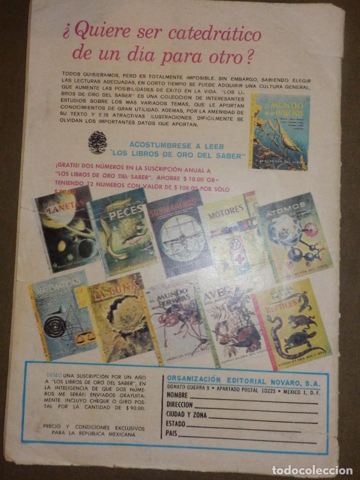 Tebeos: Tebeo - PORKY - Año XVII - Nº 199 - 1 DE ABRIL DE 1968 - NOVARO - - Foto 2 - 73504199