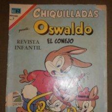 Tebeos: TEBEO - CHIQUILLADAS - AÑO - XVIII - Nº 281 - 12 DE JUNIO DE 1970 - NOVARO -. Lote 73508743