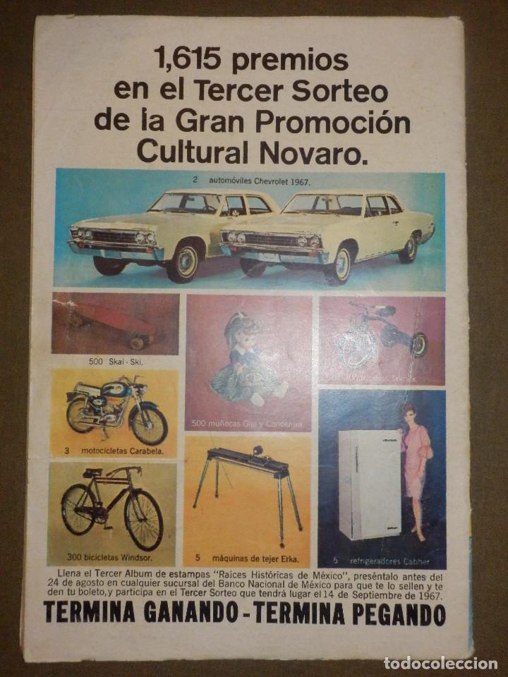 Tebeos: Tebeo - TOM Y JERRY - Año - XVII - Nº 248 - 1 DE SEPTIEMBRE DE 1967 - NOVARO - - Foto 2 - 73509735