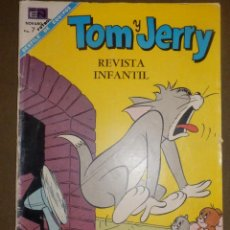 Tebeos: TEBEO - TOM Y JERRY - AÑO - XVII - Nº 253 - 1 DE FEBRERO DE 1968 - NOVARO -. Lote 73510183