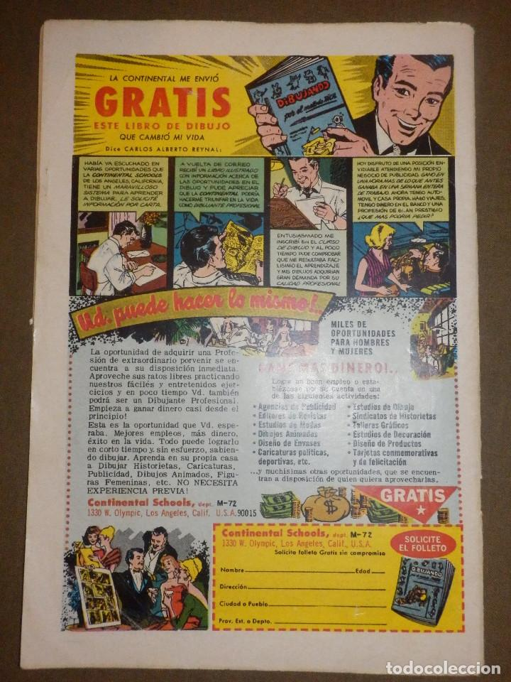 Tebeos: Tebeo - TOM Y JERRY - Año - XVII - Nº 253 - 1 DE FEBRERO DE 1968 - NOVARO - - Foto 2 - 73510183