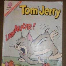 Tebeos: TEBEO - TOM Y JERRY - AÑO - XVI - Nº 237 - 1 DE OCTUBRE DE 1966 - NOVARO -. Lote 73510383