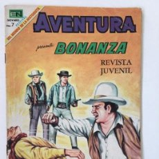 Tebeos: BONANZA- NOVARO- NUMERO 603- AÑO 1969. Lote 74180167
