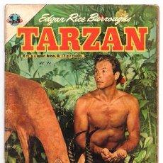 Tebeos: TARZAN # 23 NOVARO 1953 EMSA 48 PAGINAS LEX BARKER EN TAPA LA HERMANDAD DE LA LANZA BUEN ESTADO. Lote 74216211