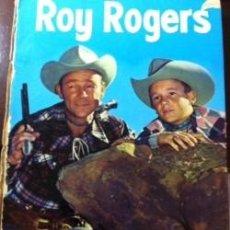 Tebeos: ROY ROGERS COLECCION MICO EDITORIAL FHER 1963. Lote 74247867