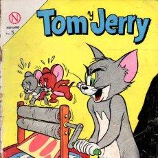 Tebeos: TOM Y JERRY Nº 208 (1964). Lote 74591679