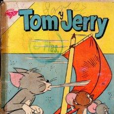 Tebeos: TOM Y JERRY Nº 153 (1961). Lote 74591727