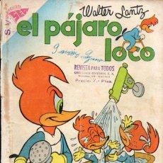 Tebeos: EL PÁJARO LOCO Nº 155 (1959). Lote 74592071