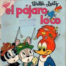 Tebeos: EL PÁJARO LOCO Nº 158 (1959). Lote 74592235