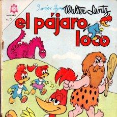 Tebeos: EL PÁJARO LOCO Nº 267 (1965). Lote 74592299