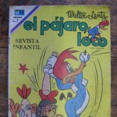 Tebeos: EL PAJARO LOCO - NOVARO Nº335 -. Lote 74948459