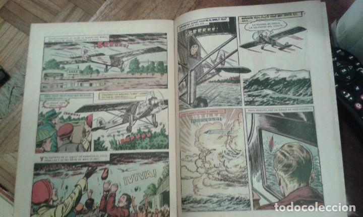 Tebeos: Lindbergh cruza el Altántico. Lindbergh en Asia y África. año 1964 - Foto 4 - 75541723