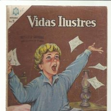 Tebeos: VIDAS ILUSTRES 115: LORD KELVIN, 1965, NOVARO, BUEN ESTADO.. Lote 75785179