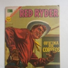 Tebeos: RED RYDER N° 277 - ORIGINAL EDITORIAL NOVARO. Lote 75830907