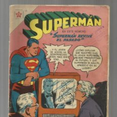 Tebeos: SUPERMAN NOVARO Nº 118. Lote 75849195