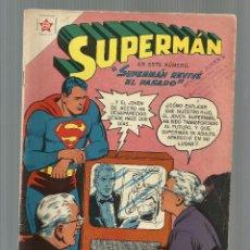 Tebeos: SUPERMAN NOVARO Nº 118. Lote 90477958