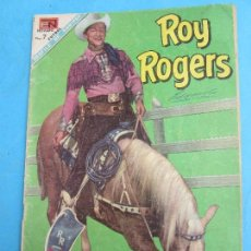 Tebeos: ROY ROGERS , NUMERO 194 , NOVARO 1968. Lote 75901635