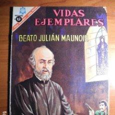 Tebeos: BEATO JULIÁN MAUNOIR. VIDAS EJEMPLARES, AÑO XIV, Nº 234. Lote 76406403
