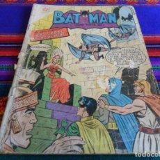 Tebeos: BATMAN Nº 66. NOVARO 1959. LOS SERES MURCIÉLAGOS. MUY DIFÍCIL.. Lote 76582239