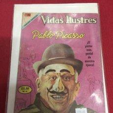 Tebeos: VIDAS ILUSTRES PABLO PICASSO NORMAL ESTADO REF.39. Lote 76816147
