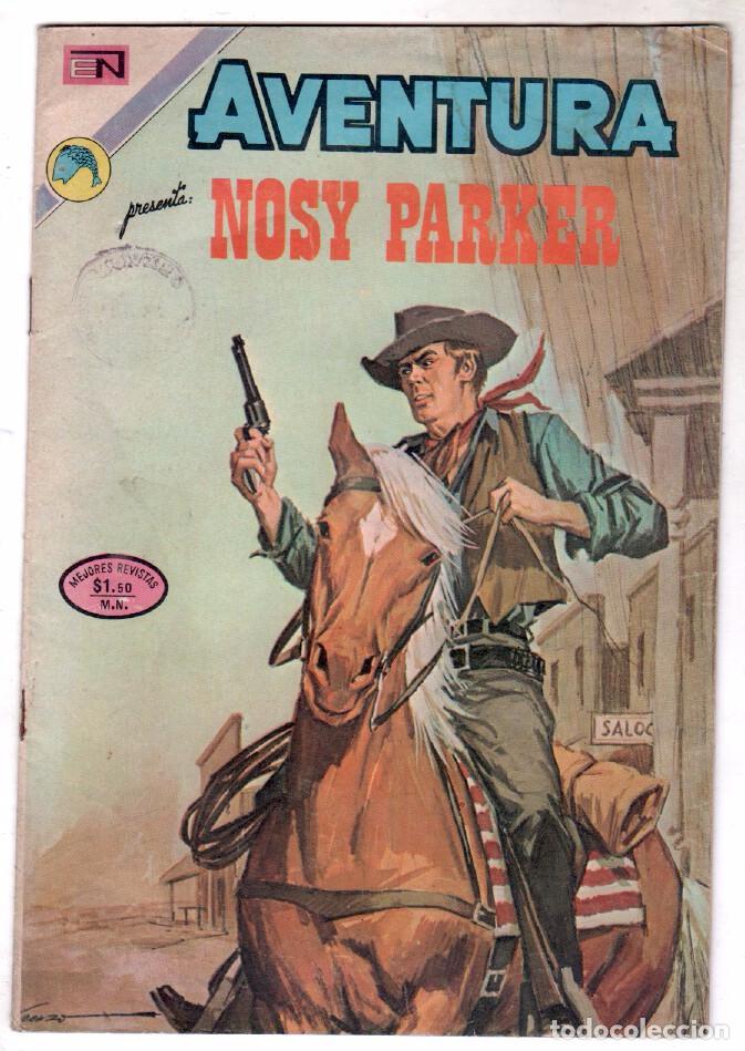AVENTURA Nº 770 NOVARO (Tebeos y Comics - Novaro - Aventura)