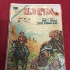 Tebeos: NOVARO RED RYDER NUMERO 227 NORMAL ESTADO. Lote 77114789