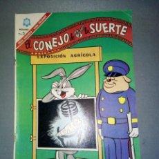 Tebeos: 1018- TEBEO - EL CONEJO DE LA SUERTE -NOVARO - AÑO 1966 -- Nº 253. Lote 77218865